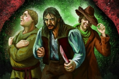 Убийца, дурак и вор